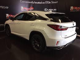 lexus of canada new 2017 lexus rx 350 f sport series 2 4 door sport utility in