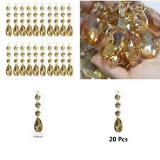 Chandelier Crystal Parts Chandelier Crystal Parts Teardrop Ebay