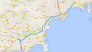 Cannes Map by Making The Most Of The Cannes Film Festival