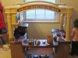 Walk In Play Kitchen by Step 2 Walk In Kitchen And Grill Kitchen Cabinets