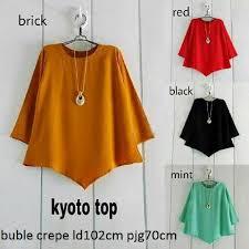 blouse wanita atasan wanita terbaru model d2ock blouse wanita angel lapis korea