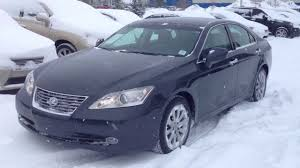 lexus watertown ma pre owned 2007 lexus es 350 ultra premium package with navigation