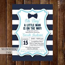 bow tie baby shower invitations bow tie baby shower invitation baby shower