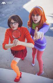 Daphne Blake Halloween Costume Characters Velma Dinkley U0026 Daphne Blake Hanna Barbera U0027s