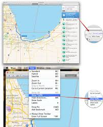 Maps Traffic How To Get Real Time Traffic Information With Maps In Os X