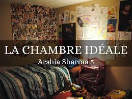 chambre ideale la chambre idéale by arshia sharma