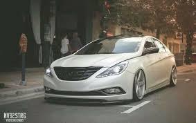 hyundai sonata performance parts lowered hyundai sonata custom car ideas