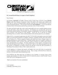 donation letter letter requesting donations for fundraiser format
