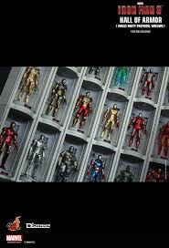 Ironman House Iron Man Hall Of Armor House Party Protocol Version From