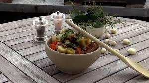 cuisine legere et dietetique blanquette de veau légère recette minceur par chef de cuisine