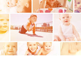baby photo albums safely and privately baby albums with showfy showfy
