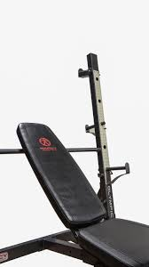 amazon com marcy olympic weight bench for full body workout md