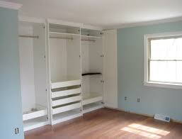 Bedroom Wall Closet Systems Home Interior Design Ideas - Bedroom wall closet designs