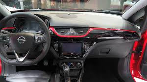 opel insignia wagon interior brand new opel corsa bows at paris motor show 2014 live photos