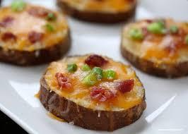 easy appetizers easy potato skins recipe i heart nap time
