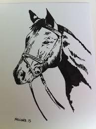 black ink sketches inderecami drawing