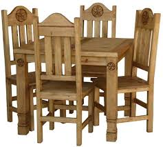 Pine Kitchen Tables And Chairs by Rustic Dining Room Furniture