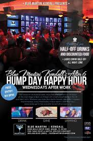 blue martini bottle ons events wednesdays after 6 at blue martini kendall hosted by