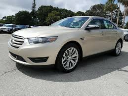 new 2017 ford taurus limited 4dr car in sarasota hg116545