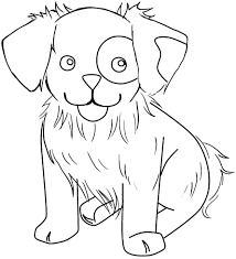 coloring pages of puppies stunning realistic animal coloring