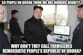 North Korean Memes - is reddit s r pyongyang actually run by the north korean