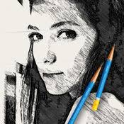 pic sketch u2013 pencil draw effects maker on the app store