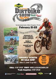 classic motocross bikes for sale the putoline classic dirt bike show 2015 morebikes