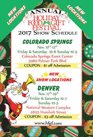 holiday craft shows 2017 mile high on the cheap