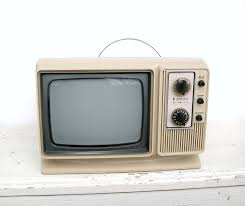 Zenith Home And Garden Decor Vintage 1970s Zenith Television Set Futuristic Portable Tv Just