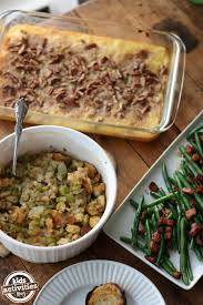 5 traditional thanksgiving side dishes