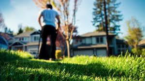 what do landscapers do professional mowing service versus do it yourself lehigh