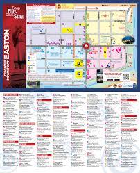easton map map guide easton initiative
