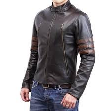 buy biker jacket buy men s premium faux leather jacket online at beltkart