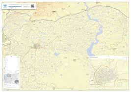 map arab syrian arab republic aleppo governorate reference map 08
