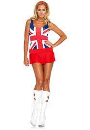 Flag Dress British Flag Dress Costume Images