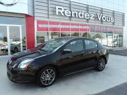 nissan sedan 2012 used 2012 nissan sentra sport at rendez vous nissan 21273 0