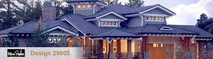 prairie style home plans craftsman style house home floor plans design basics