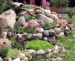Rock For Garden Rocks For Garden Garden Design Garden Design With River Rock