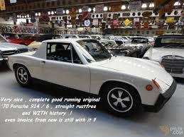porsche 914 wheels classic 1970 porsche 914 6 cabriolet roadster for sale 2623