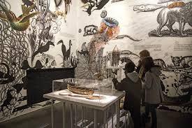 la chambre d hugo lyon dans la chambre des merveilles musée des confluences