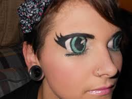 how to do makeup anime eyes mugeek vidalondon