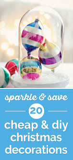 sparkle save 20 cheap diy decorations thegoodstuff