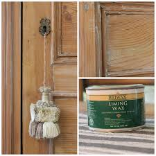 How To Antique Furniture by Forever Cottage How To Use Liming Wax On Pine Furniture Or Doors