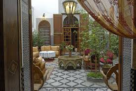 moroccan riad floor plan 6 reasons to stay in a riad in morocco the blonde banana