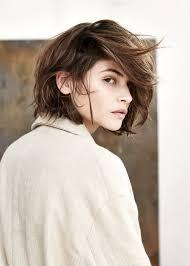 new short hair model 2015 premium linen coat bobs short hair and haircuts