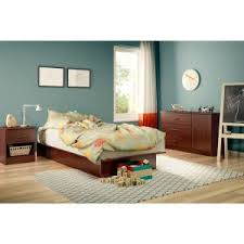 Royal Bed Frame South Shore Libra Twin Kids Platform Bed 3046235 The Home Depot