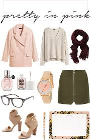 what goes with pink winter pastels how to wear blush pink something about that