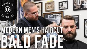 men u0027s haircut u0026 hairstyle modern 2016 skin fade youtube