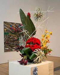 art in bloom at the saint louis art museum