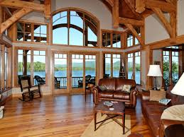 Rustic Country House Plans by Country Living House Plans Country House Plan Living Room Photo
